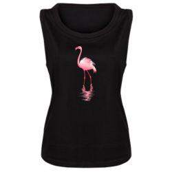 Майка жіноча Фламинго