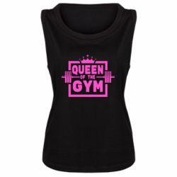 Майка жіноча Queen Of The Gym