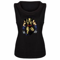 Майка жіноча Wolverine comics