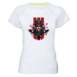 Жіноча спортивна футболка Bloodhound Art