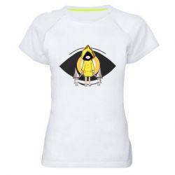 Жіноча спортивна футболка Little Nightmares-2