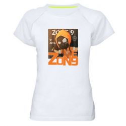 Жіноча спортивна футболка Standoff Zone 9