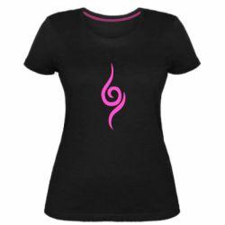 Жіноча стрейчева футболка Anbu Mark