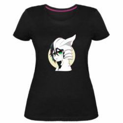 Жіноча стрейчева футболка Chibi Ulquiorra