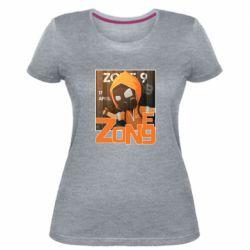 Жіноча стрейчева футболка Standoff Zone 9