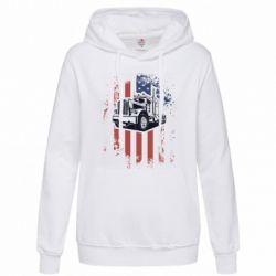 Толстовка жіноча American Truck