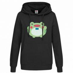 Толстовка жіноча Baby frog