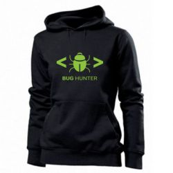Толстовка жіноча Bug Hunter