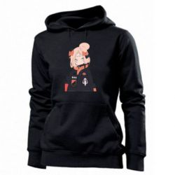 Толстовка жіноча Girl in a jacket