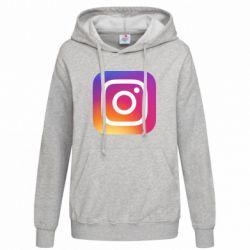 Толстовка жіноча Instagram Logo Gradient