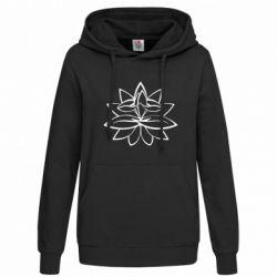 Толстовка жіноча Lotus yoga