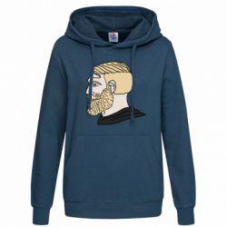 Толстовка жіноча Meme Man Nordic Gamer