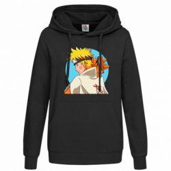 Толстовка жіноча Naruto Uzumaki Hokage