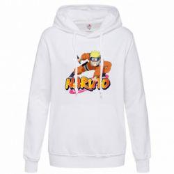 Толстовка жіноча Naruto with logo