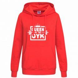 Толстовка жіноча Queen Of The Gym