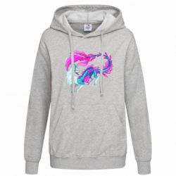 Толстовка жіноча Sisu Water Dragon