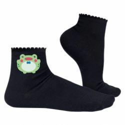 Жіночі шкарпетки Baby frog