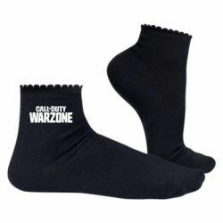 Жіночі шкарпетки Call of Duty: Warzone
