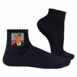 Жіночі шкарпетки David lynch