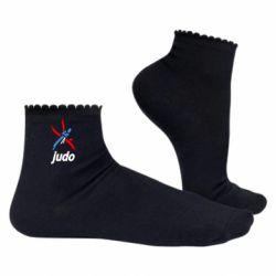 Жіночі шкарпетки Judo Logo