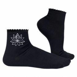 Жіночі шкарпетки Lotus yoga