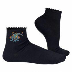 Жіночі шкарпетки Мікеланджело