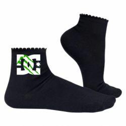 Жіночі шкарпетки Monster DC