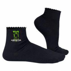 Женские носки Monster Energy DC