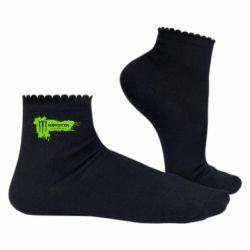 Жіночі шкарпетки Monster Energy Drink