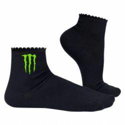 Жіночі шкарпетки Monster Lines