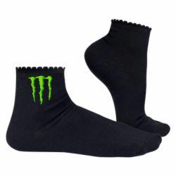 Жіночі шкарпетки Monster Stripes
