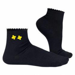 Женские носки мордочка