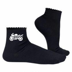 Жіночі шкарпетки MOTO SPORT