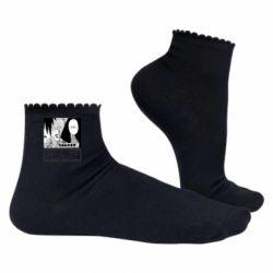 Жіночі шкарпетки Itachi Crying
