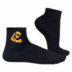 Жіночі шкарпетки Narutooo