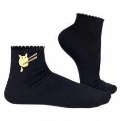Жіночі шкарпетки Pikachu in the sticks