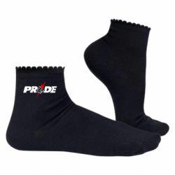 Жіночі шкарпетки Pride