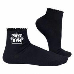 Жіночі шкарпетки Queen Of The Gym