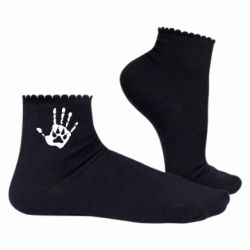 Жіночі шкарпетки Рука вовка