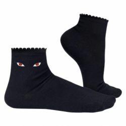 Жіночі шкарпетки Sharingan