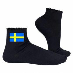 Женские носки Швеция