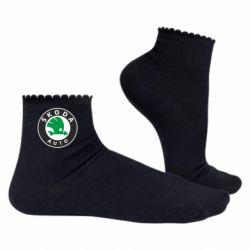 Женские носки Skoda Small