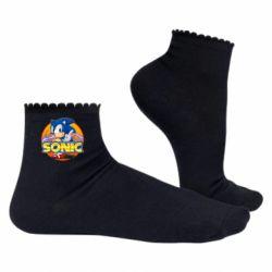 Жіночі шкарпетки Sonic lightning