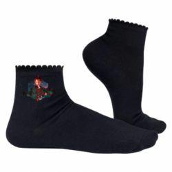 Жіночі шкарпетки Танджиро Камадо