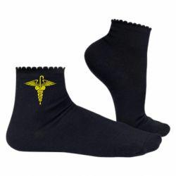 Женские носки Трость Доктора Хауса