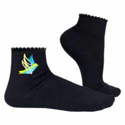 Жіночі шкарпетки Україна Ластівка
