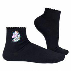 Жіночі шкарпетки Unicorn Princess