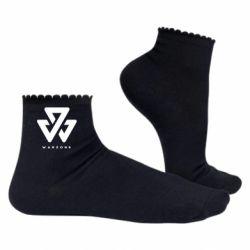 Жіночі шкарпетки Warzone