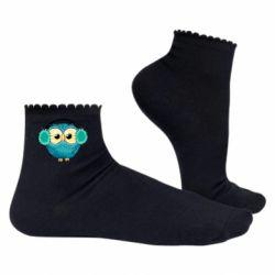 Жіночі шкарпетки Winter owl