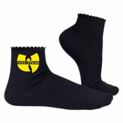 Жіночі шкарпетки WU-TANG